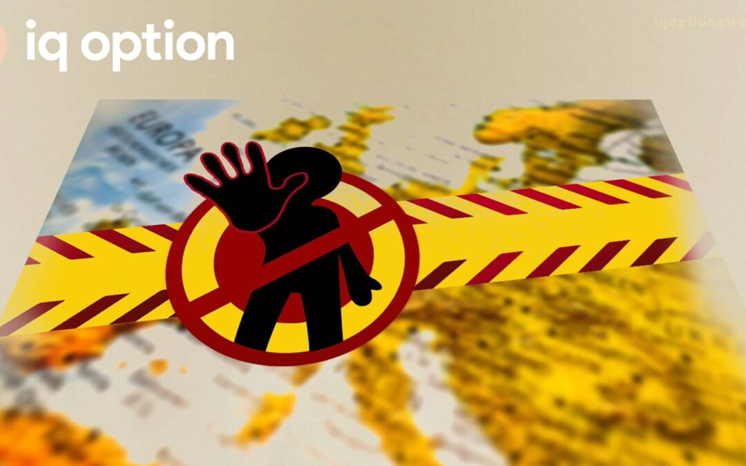 List of prohibited countries on IQOPTION – banned
