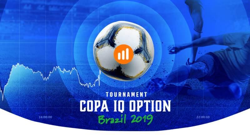 Tournament Copa IQoption Brazil 2019