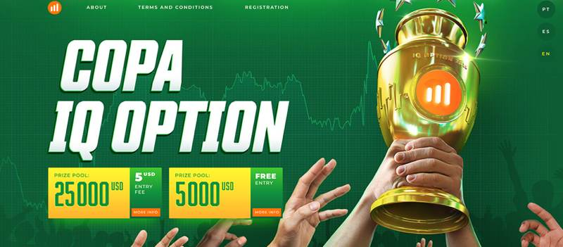 Copa Brazil 2019 – Trading Tournaments to promote