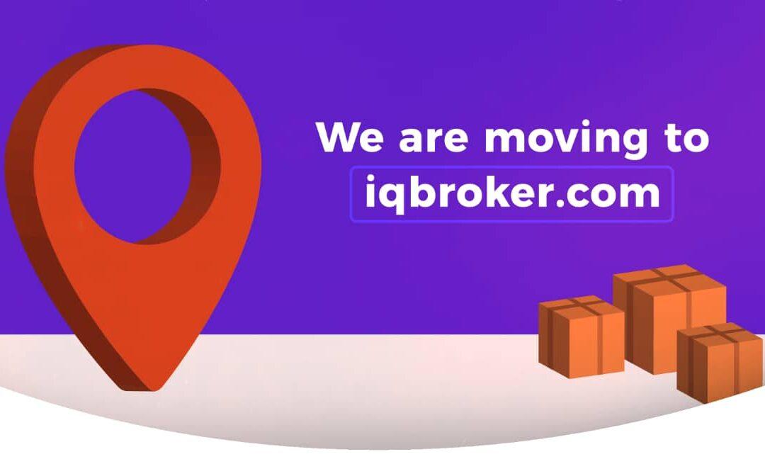 IQBroker – IQ Option is moving to iqbroker.com
