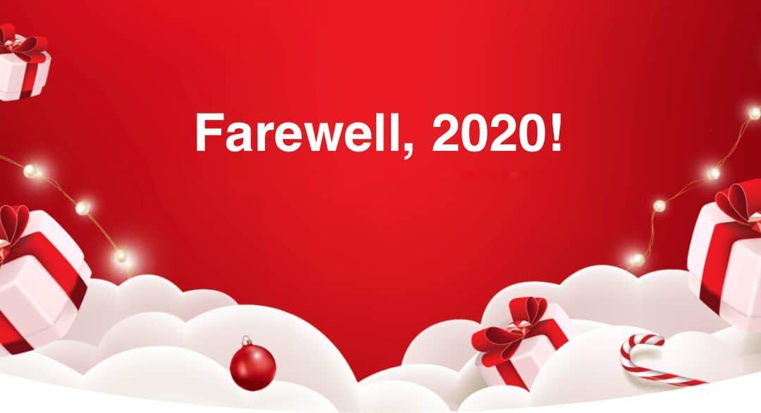 IQOption successes in 2020.